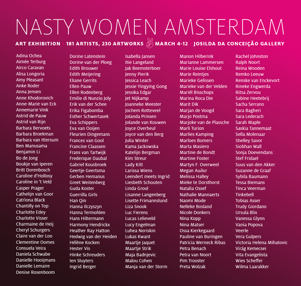 Nasty-Women-Amsterdam-artists